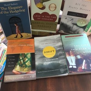 6 Bestsellers books